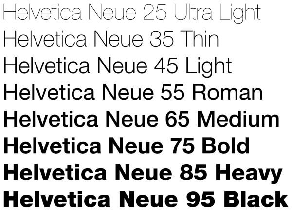 helvetica neue font free download for mac